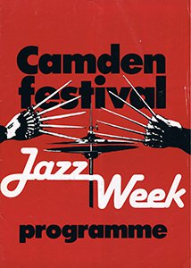 Camden Festival Jazz Week 1983